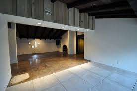 Unlevel Floors In House by Refinishing Concrete Floors Life Of An Architect