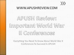 Iron Curtain Cold War Apush by Everything You Need To Know About World War Ii Conferences To