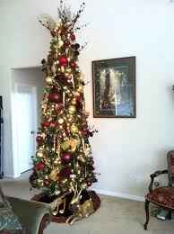 1 Foot White Christmas Tree