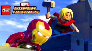 lego marvel super heroes level 10 that sinking feeling 100