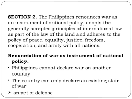 PSCN Lecture 3 Constitution Article 1 and 2 Section 1 6