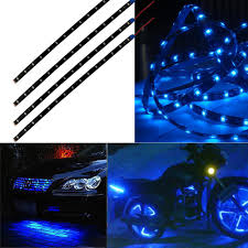 4pcs 12V 15 LED Car Truck Motor Grill Flexible Waterproof Light ... Access Aa Battery Led Truck Bed Light Installation Youtube Amazoncom Vsek Auto Tailgate Bar Led Tail Strip Evo Formance Siwinder Aftermarket Accsories Powered Strips Kit Single Color 2 Portable Motorcycle Multi 3 Size Fxible With 48 Redwhite Reverse Stop Turn 22 12v Rgb Smd Blue Scanning Remote Stopbrake For Ford F150 Where To Buy White Light Strips For Cars Truck Led Lights Bar X 60 180 Super Bright Ledonlinenadaca
