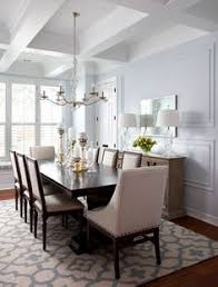 Glamorous Surya Rugs In Dining Room Contemporary With Narrow Console Next To Buffet Alongside