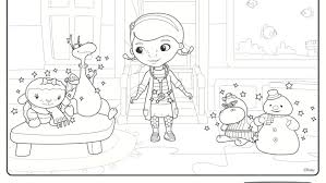 Doc Mcstuffins Coloring Page Disney Family Bestofcoloring