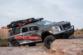 This Tricked-out Nissan Titan Is A Go-anywhere Basecamp On Wheels You Can Now Pimp Out Your 2017 Nissan Titan Xd With Genuine March 2013 Truck Of The Month Winner Forum Crew Cab Halfton Pickup Starts At 35975 2005 Black And Chrome Looks New Again Topperking Sleek 2018 Titan Colors Photos Usa Inspirational Accsories 7th And Pattison 2009 Pro4x 44 Accessory Loaded Low Miles Concepts Show Range Of Dealer Accsories 6in Suspension Lift Kit For 1617 4wd Pickups Decals Ebay