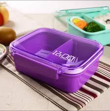Free Shipping Japan Style Bento Lunch Box Food Large Meal Boxes School Tableware Easy