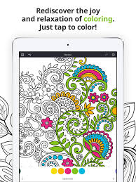 New Coloring Book App