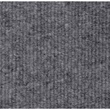 Trafficmaster Carpet Tiles Home Depot by Trafficmaster Stratos Charcoal Texture 18 In X 18 In Carpet Tile