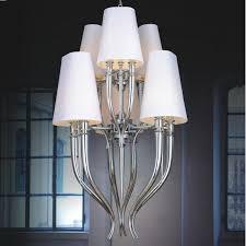 ipe cavalli brunilde pendant chandelier lighting white pendant