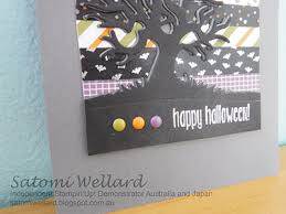 Halloween Washi Tape Australia by Satomi Wellard Quick U0026 Easy Halloween Card With Halloween Night