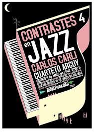 Contrastes 4 En Jazz Poster IdeasMusic