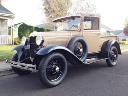 1931 Ford Model A Pickup Most Common Car/truck In The 1930s And A ...