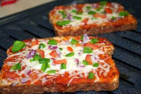 Bread Pizza Bonappetital