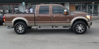 RBP 94R Rims In A 2011 Ford F250 King Ranch Truck | Street Dreams