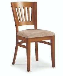 esszimmerstuhl braun holzstuhl mit polster küchenstuhl
