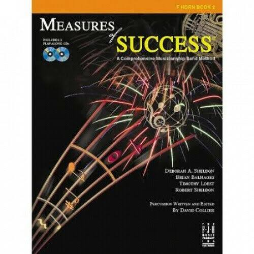 Measures of Success: F Horn Book 2 - FJH Music
