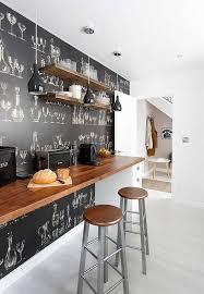 fototapeten die küche gekonnt in szene setzen freshouse
