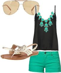 Clothing Cute Summer Outfit
