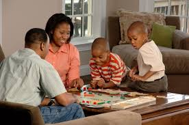 FileFamily Playing Board Game