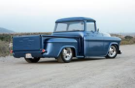 1955 Chevy Truck - Sweet Dream - Hot Rod Network