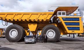 100 Biggest Trucks In The World Designers Unveil New Dumper Truck Claiming It Could Be The