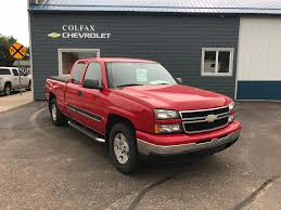 Colfax - Used Chevrolet Silverado 1500 Classic Vehicles For Sale