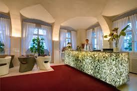 The Three Storks Design Hotel Reception Desk