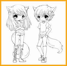Unparalleled Chibi Animal Coloring Pages Astonishing Anime Manga Kawaii Pic Of
