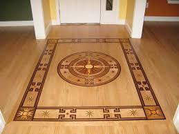 Applying Polyurethane To Hardwood Floors Youtube by Pid Floors Presents Installing A Hardwood Flooring Medallion