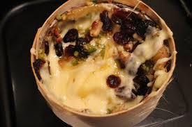 les fromages de clairette recette mont d or rôti au miel et