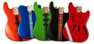 Warmoth Custom Guitar Parts