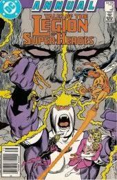 Legion Of Super Heroes Annual 5