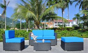 Mcombo: Mcombo 5PC Big Size Outdoor Furniture Luxury Patio Thick(6 ... Amazoncom Leaptime Patio Fniture Rattan Couch 5piece Deck Sofa Hanover Outdoor Metropolitan Wicker Frame Sunnydaze Decor Port Antonio Gray 4piece Metal Sectional Chaise Lounge Lounges Arrow Up Lyndee Blue White Striped Chair Goodglance And 2 Ding Room Outside Pe Hcom Dark Grey Accent Chairs Comfortable Sunbrella Cushions For Upper Outdoor Pillow Covers Throw Pillows Royal Etsy 5pcs Sofa Set Brown Cushion 7078 Exterior Cozy Wooden Material Lowes Navy Blue Patio Chair Cushion Cushions Navy