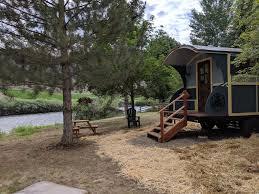 100 Gypsy Tiny House 1 Wagon On The Salmon River Salmon