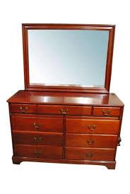 Pennsylvania House Dresser With Mirror 4507 35 75