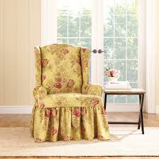 Sure Fit Ballad Bouquet Wing Chair Slipcover Sure Fit Ballad Bouquet Wing Chair Slipcover Ding Room Armchair Slipcovers Kitchen Interiors Subrtex Printed Leaf Stretchable Ding Room Yellow 2pcs Ektorp Tullsta Chair Cover Removable Seat Graffiti Pattern Stretch Cover 6pcs Spandex High Back Home Elastic Protector Red Black Gray Blue Gold Coffee Fortune Fabric Washable Slipcovers Set Of 4 Bright Eaging Accent And Ottoman Recling Queen Anne Wingback History Covers Best Stretchy Living Club For Shaped Fniture