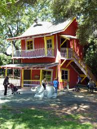 Pumpkin Patch San Jose California by Front View Of The Crooked House At Happy Hollow In San Jose Ca