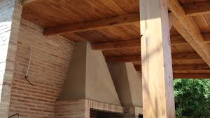 Pérgolas de madera adosadas Incofusta fabrica de madera en Valencia