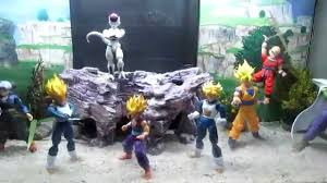 Dragon Ball Z Decorations by Dragon Ball Z Sh Figuarts Collection Work In Progress Youtube