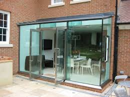 100 Glass Extention Bespoke Architectural Glazing Is Used To Create A Contemporary Glass