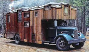 100 House Trucks Alices CustomBuilt Truck The Shelter Blog