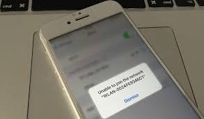 Unable to Join Network on iPhone or iPad Here s the Fix