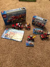 100 Lego Fire Truck Games City 7942 Offroad Fire Rescue Truck Plus 72414938 And 30010