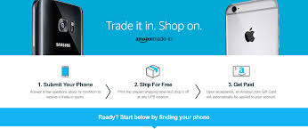 Amazon Trade In fer Amazon