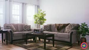 Ashley Furniture Larkinhurst Sofa Sleeper by Ashley Blackwood Sofa And Loveseat Are Instant Classics By Rent A