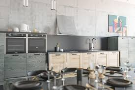 arle naturell damiana moderne loft küche massivholz