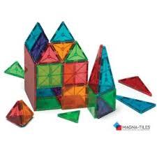 magna tiles 100 target magna tiles clear colors 100 set industrial