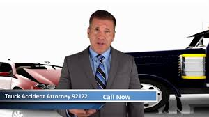 Truck Accident Attorney San Diego 92122 - YouTube