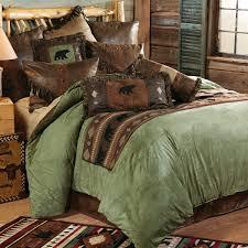 Pine Lodge Bear Bed Set