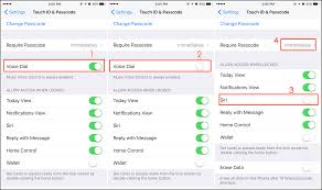 How to Turn f Voice Control on iPhone in iOS 10